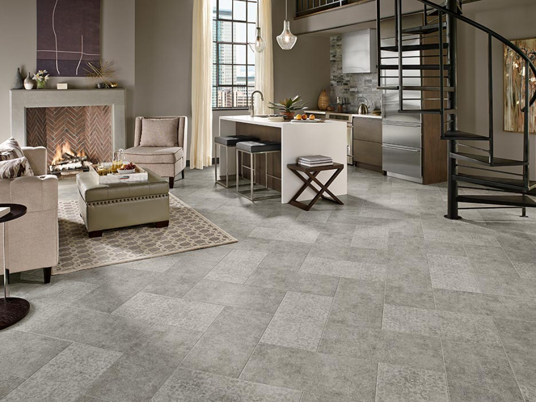 Top benefits of installing tile flooring in your Statesville, Cornelius or Charlotte NC home